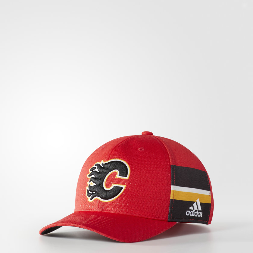 880bc4882be czech calgary flames adidas 2017 nhl draft structured flex cap 7ed86 ...