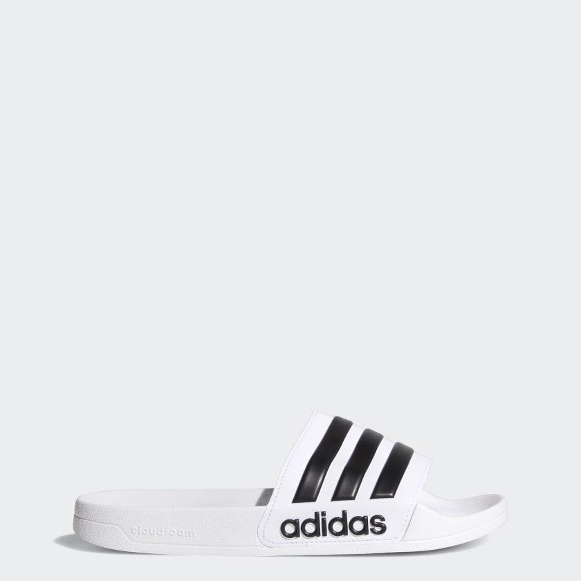 adidas-Adilette-Cloudfoam-Slides-Men-039-s thumbnail 19