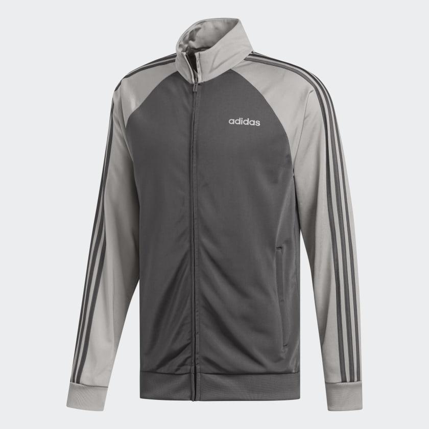 adidas-Essentials-3-Stripes-Track-Jacket-Men-039-s thumbnail 35