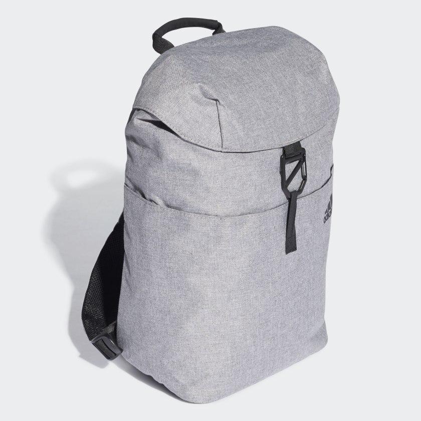 ID Flap Heathered Backpack