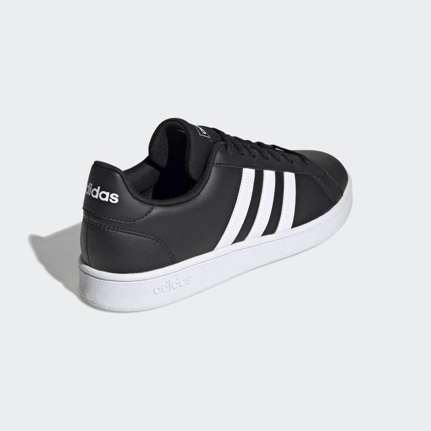 adidas-Grand-Court-Base-Shoes-Men-039-s thumbnail 15
