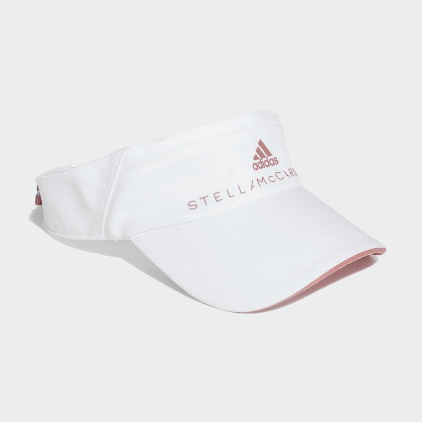adidas Tennis Visor - White  3c37c4a48769