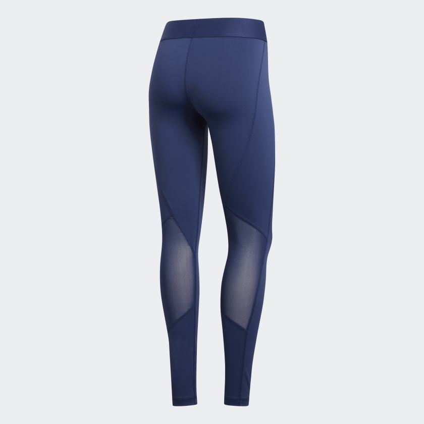 adidas-Alphaskin-Long-Tights-Women-039-s thumbnail 23