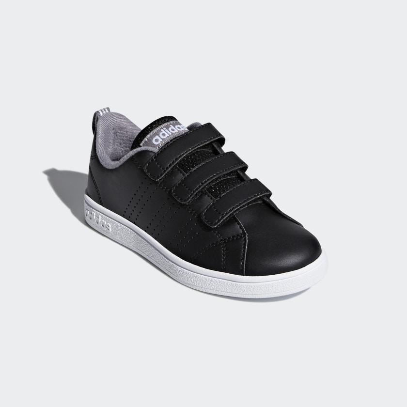 ba4414cd90 Tênis Vs Advantage Clean - Preto adidas
