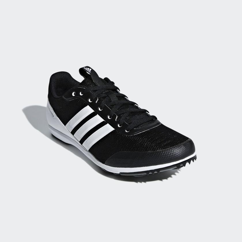 adidas Distancestar Spikes - Μαύρο  a94db07ddbf