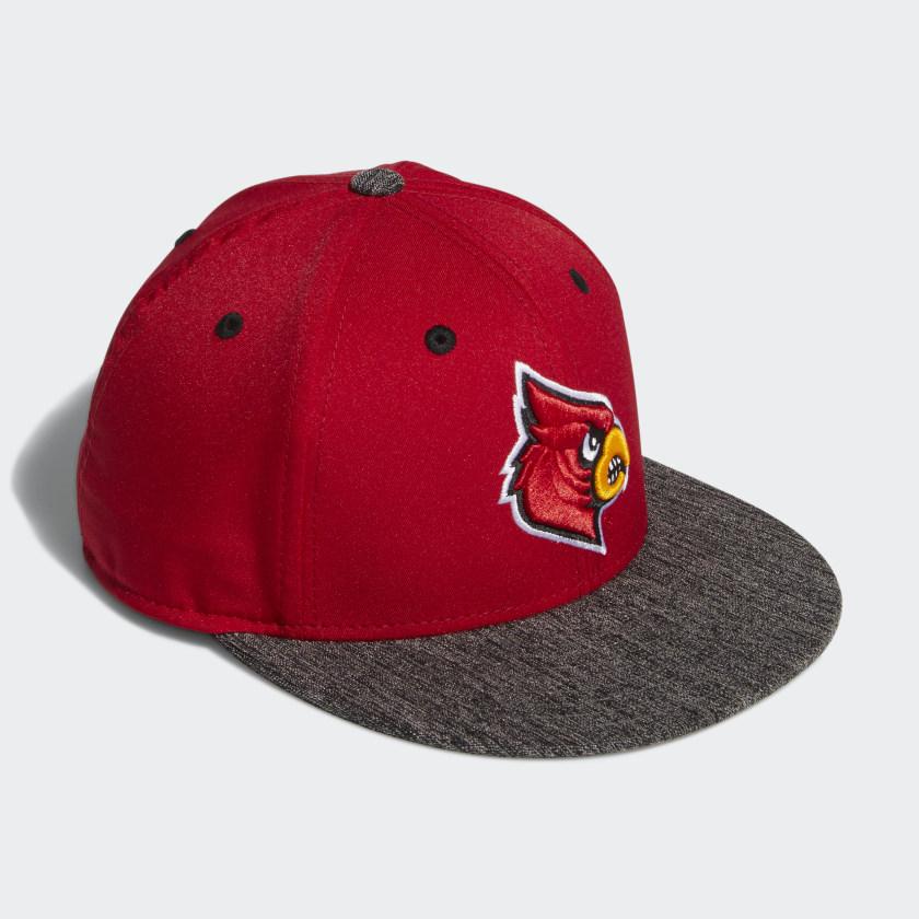 Cardinals Flat Brim Hat