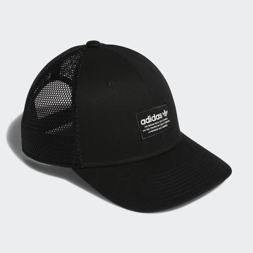 Trefoil Trucker Hat
