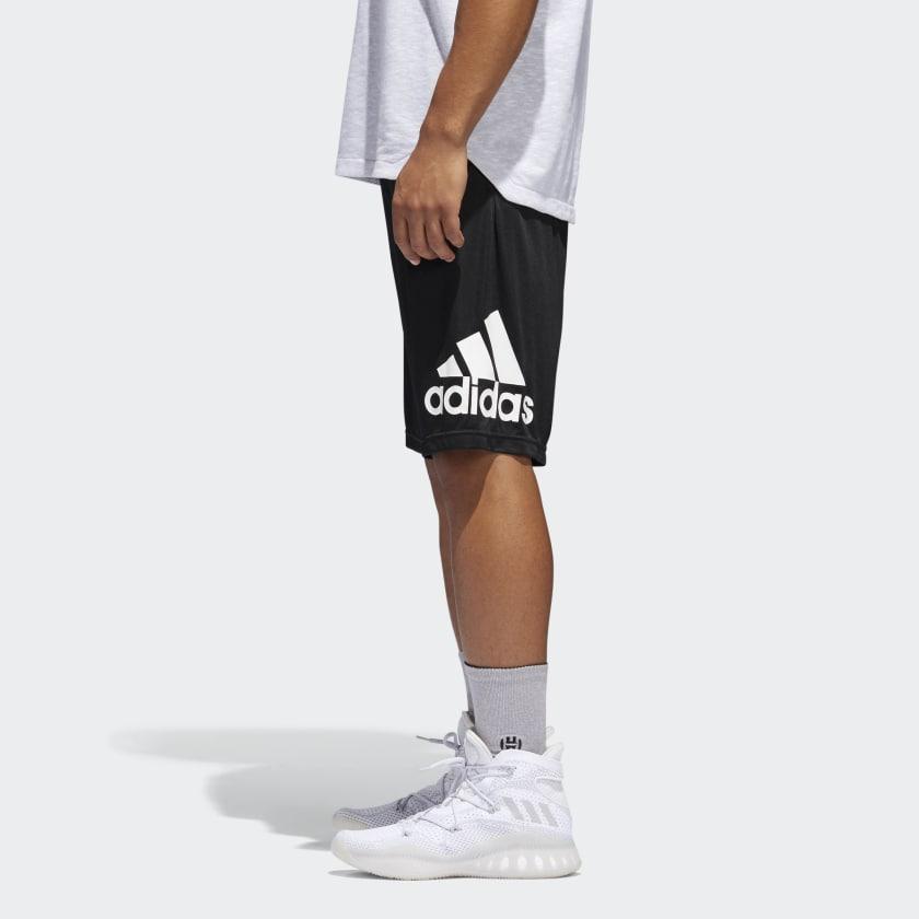 adidas-Crazylight-Shorts-Men-039-s thumbnail 23