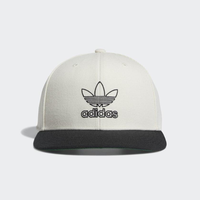 adidas-Originals-Signature-Outline-Snapback-Hat-Men-039-s thumbnail 21