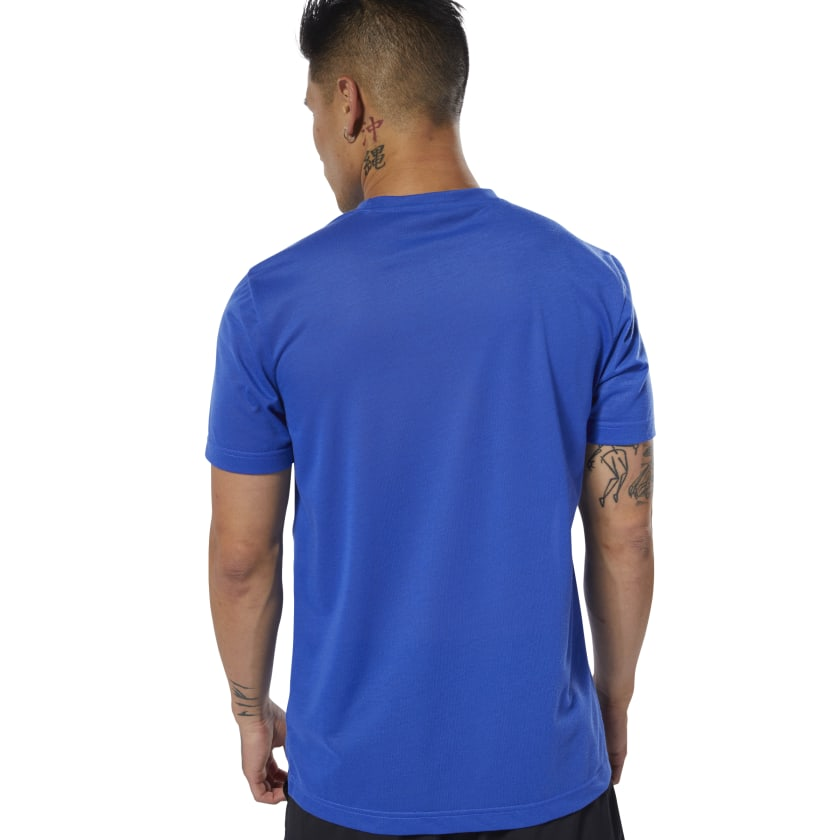 Reebok-Men-039-s-Training-SpeedWick-Tee miniature 24