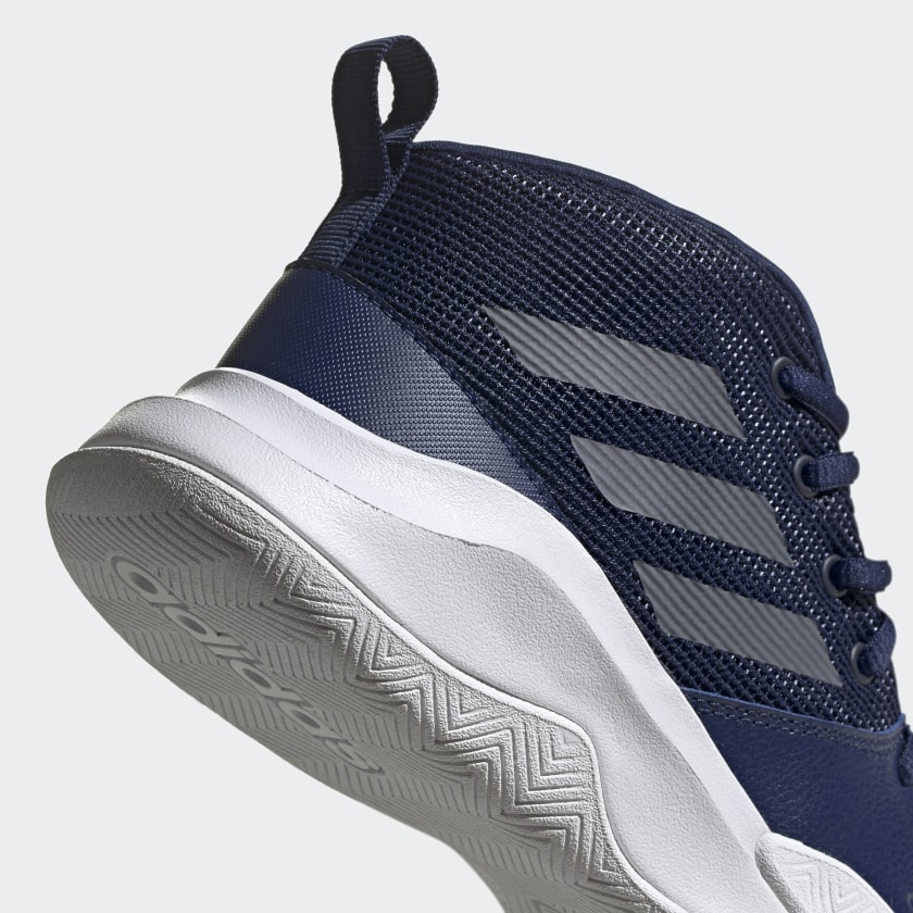 adidas-OwnTheGame-Wide-Shoes-Kids-039 thumbnail 24