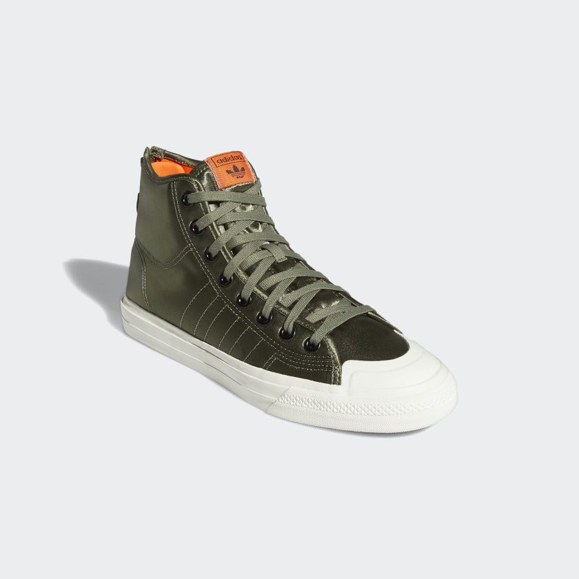 thumbnail 11 - adidas-Originals-Nizza-Hi-RF-Shoes-Men-039-s