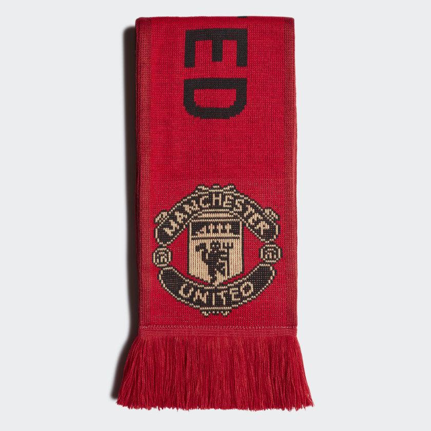 Adidas Manchester United Cap Red Adidas Us