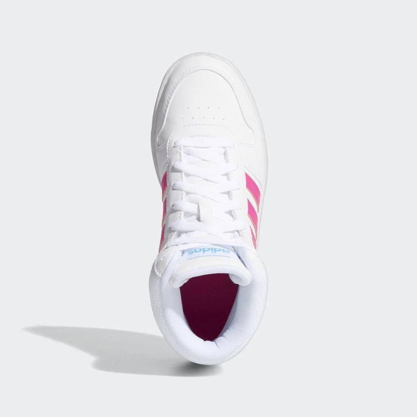 adidas-Hoops-2-0-Mid-Shoes-Kids-039 thumbnail 16