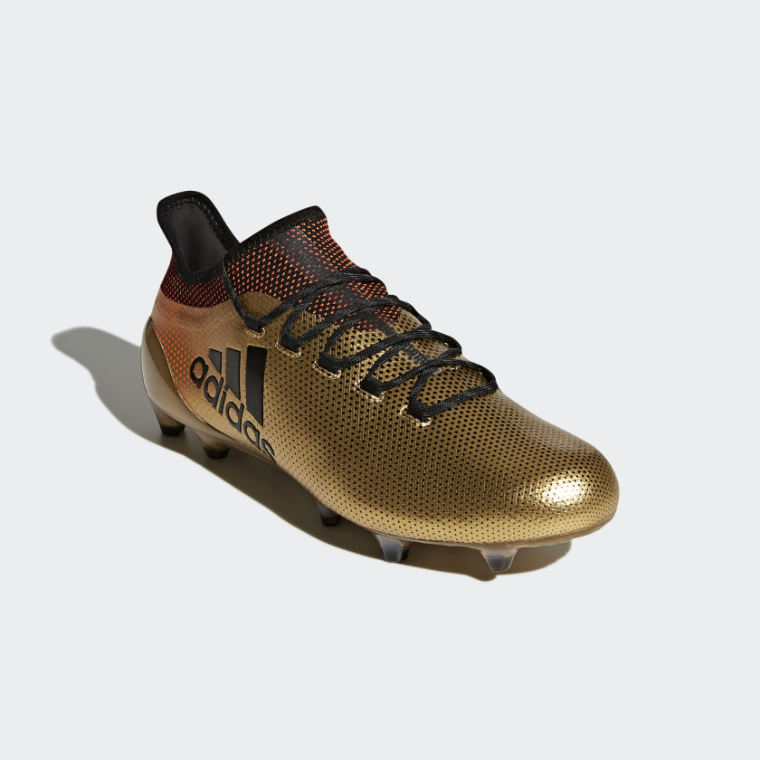 adidas X 17.1 Firm Ground Cleats - Gold   adidas Canada c70cef77df