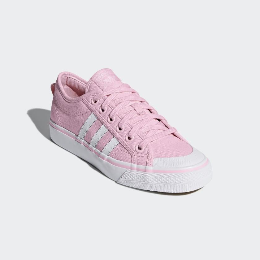 adidas Obuv Nizza - růžová  3b0e137be6