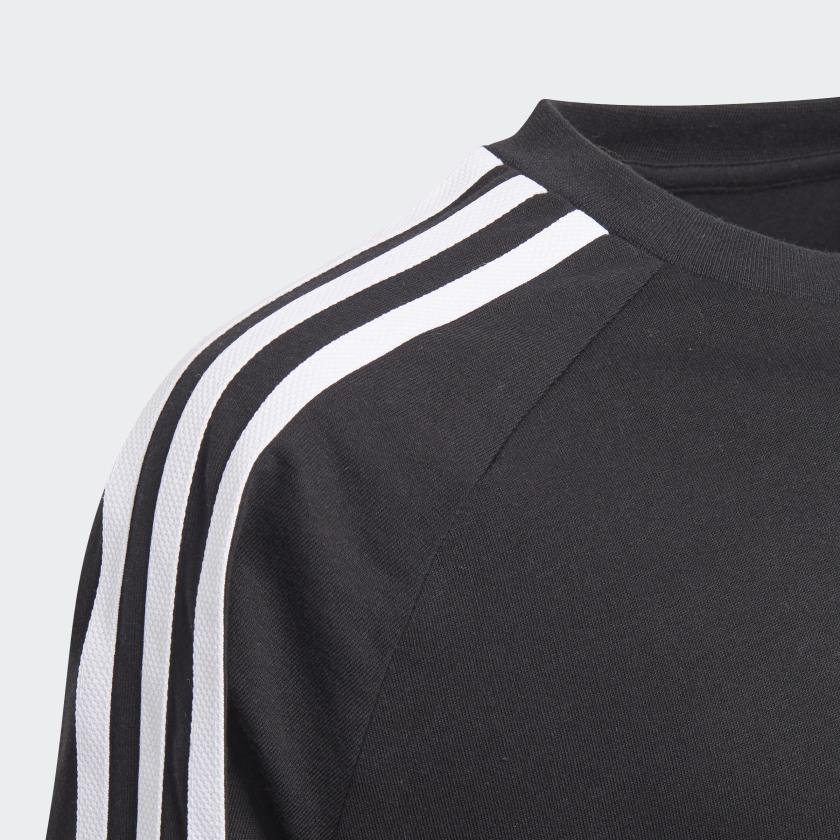 thumbnail 13 - adidas-Originals-3-Stripes-Tee-Kids-039