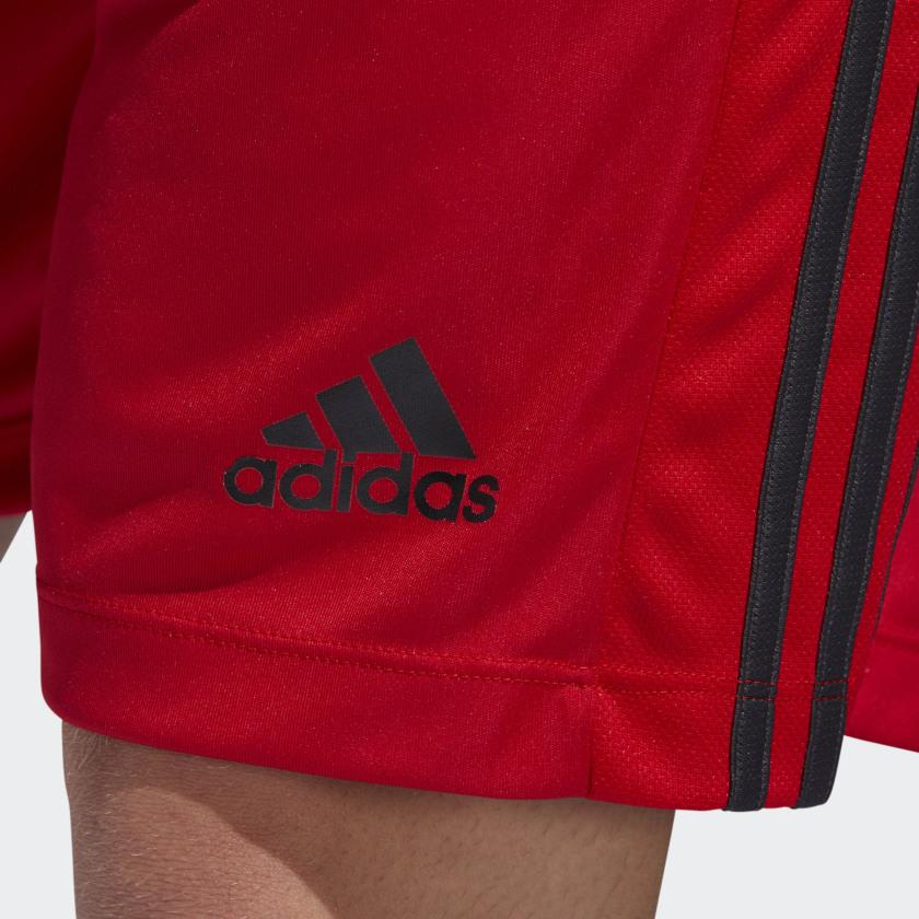 adidas-D2M-3-Stripes-Shorts-Men-039-s thumbnail 39