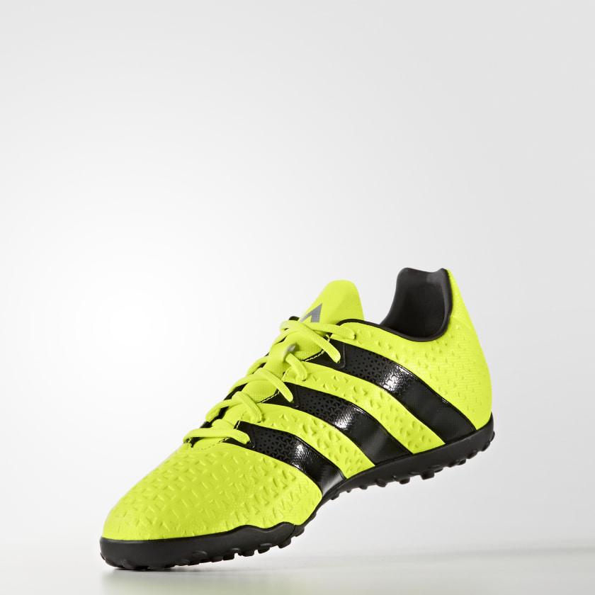 Zapatos de fútbol para césped artificial ACE 16.4 - Amarillo adidas ... 0ce31363ebca1