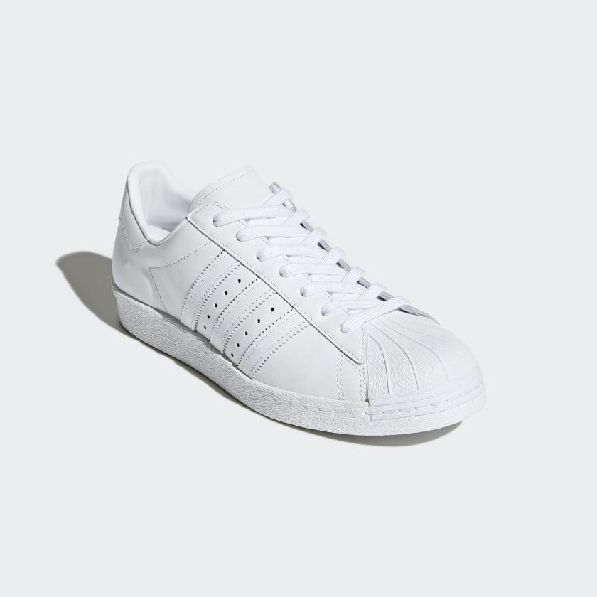 2d559042e0 Tênis Superstar 80S - Branco adidas