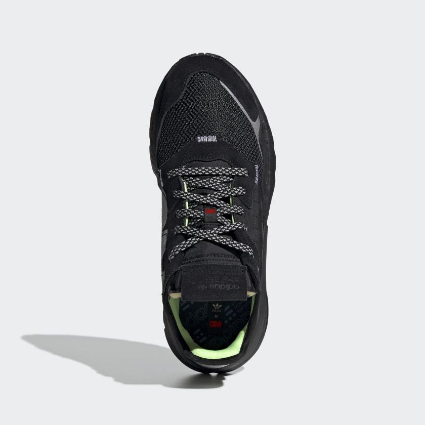 adidas-Originals-Nite-Jogger-Shoes-Men-039-s thumbnail 26