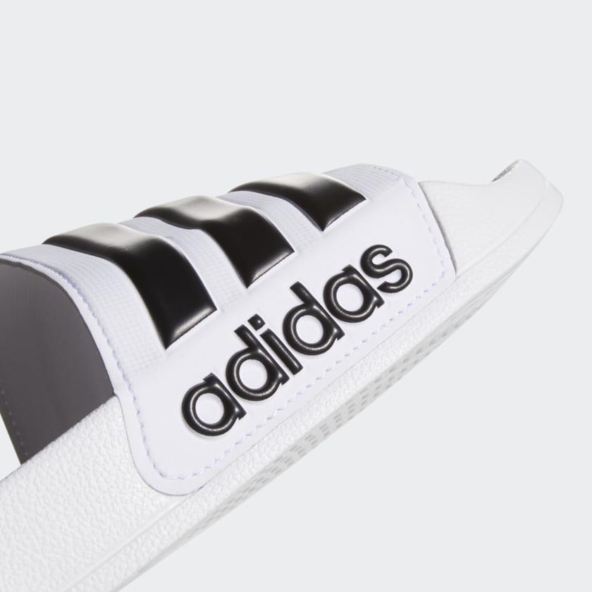 adidas-Adilette-Cloudfoam-Slides-Men-039-s thumbnail 21