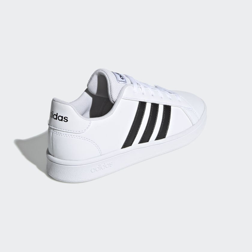 thumbnail 27 - adidas Grand Court Shoes Kids'