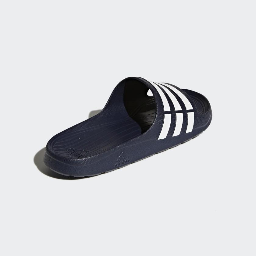 adidas-Duramo-Slides-Men-039-s thumbnail 23