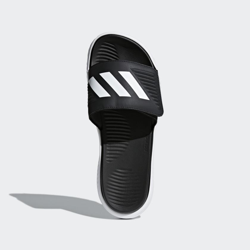 adidas-Alphabounce-Basketball-Slides-Men-039-s thumbnail 21