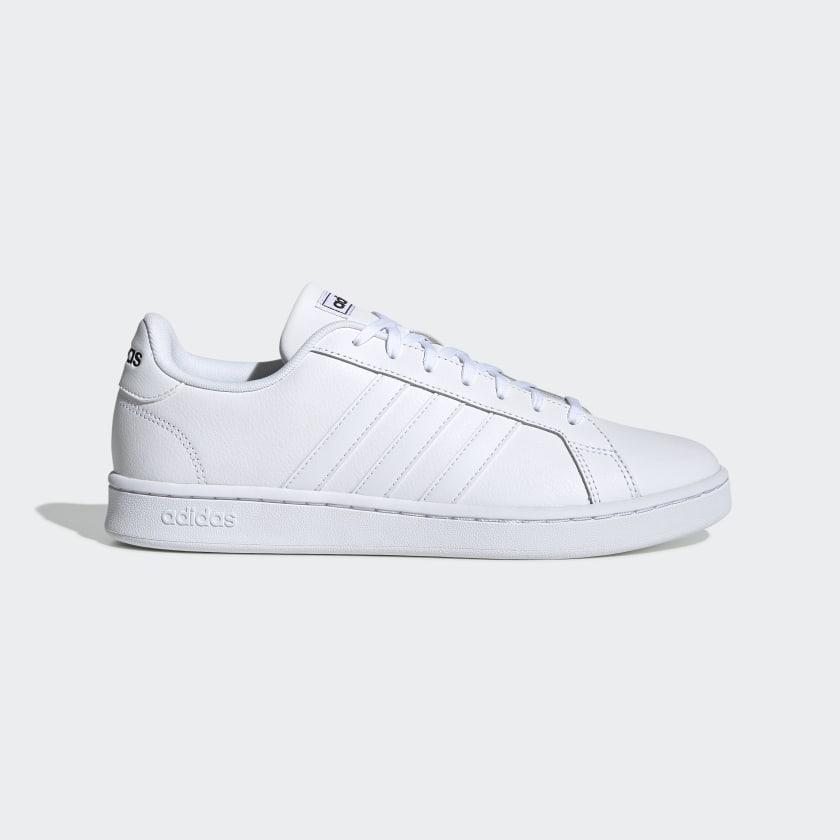 adidas-Grand-Court-Shoes-Men-039-s thumbnail 16