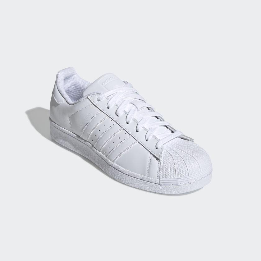 adidas Obuv Superstar Foundation - bílá  3df413d414