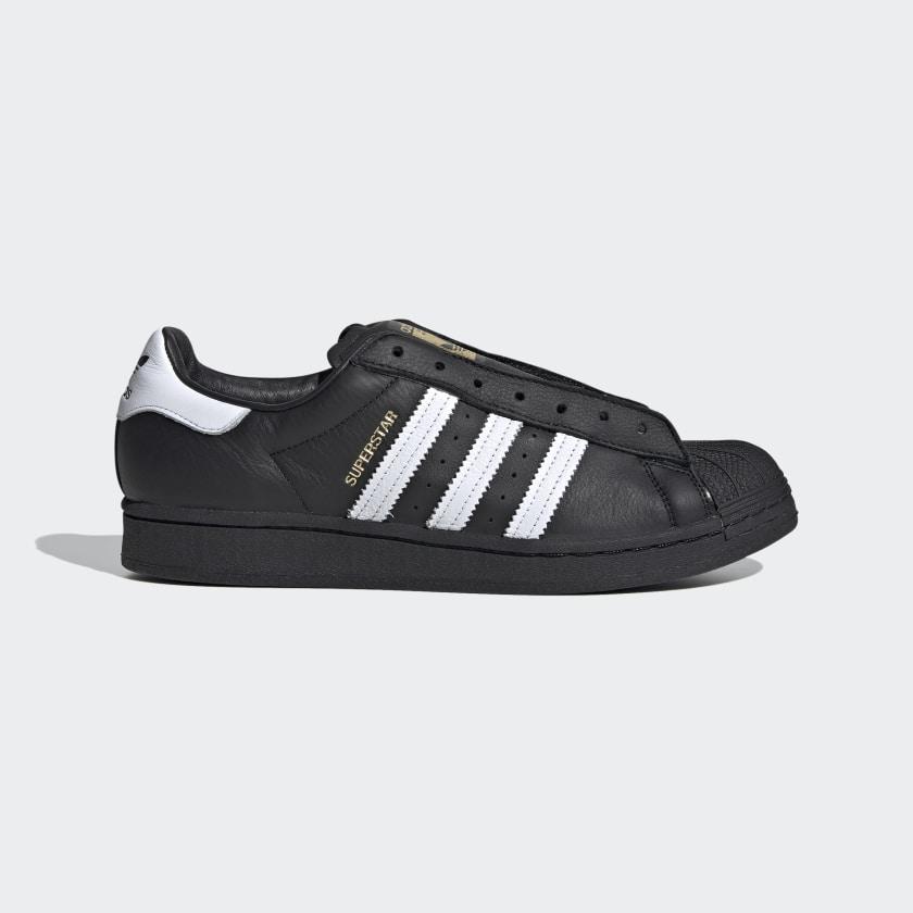 adidas-Originals-Superstar-Laceless-Shoes-Men-039-s thumbnail 24