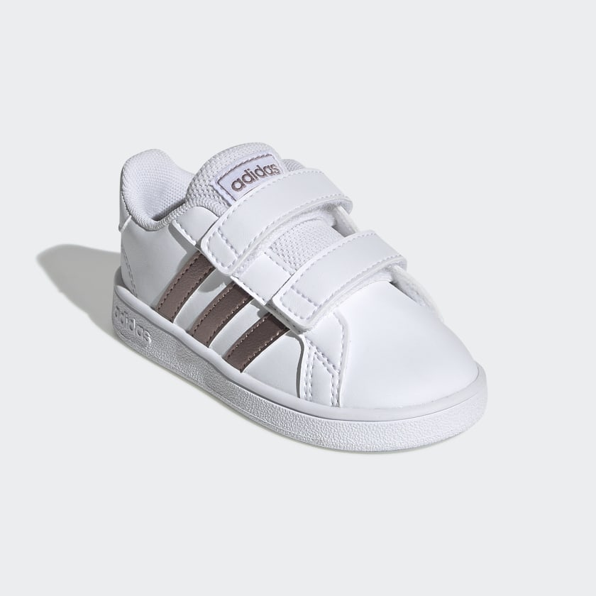 adidas-Grand-Court-Shoes-Kids-039 thumbnail 12