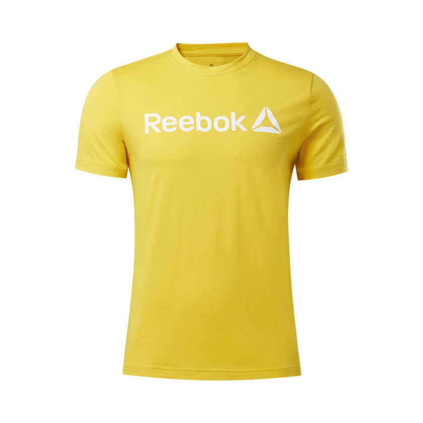 Reebok-Men-039-s-Linear-Read-Tee thumbnail 51