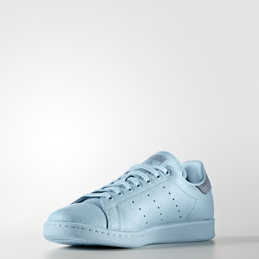 Tênis Stan Smith - Azul adidas  380f25234d7e8