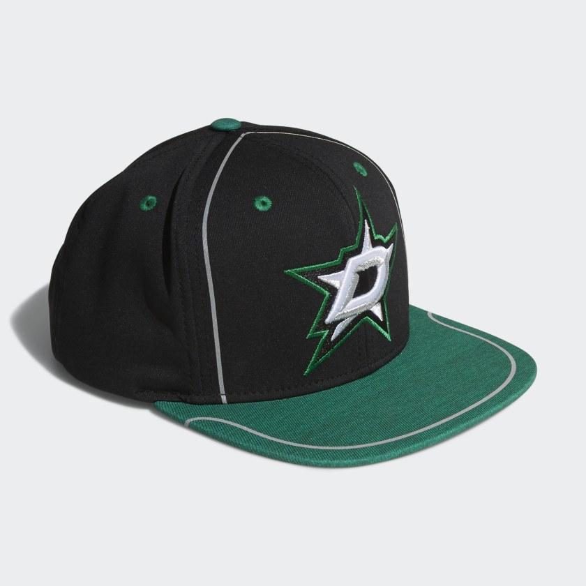 Stars Flat Brim Hat