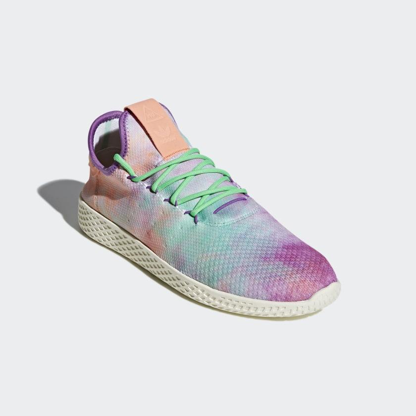 Pharrell Williams Hu Holi Tennis Hu MC Shoes