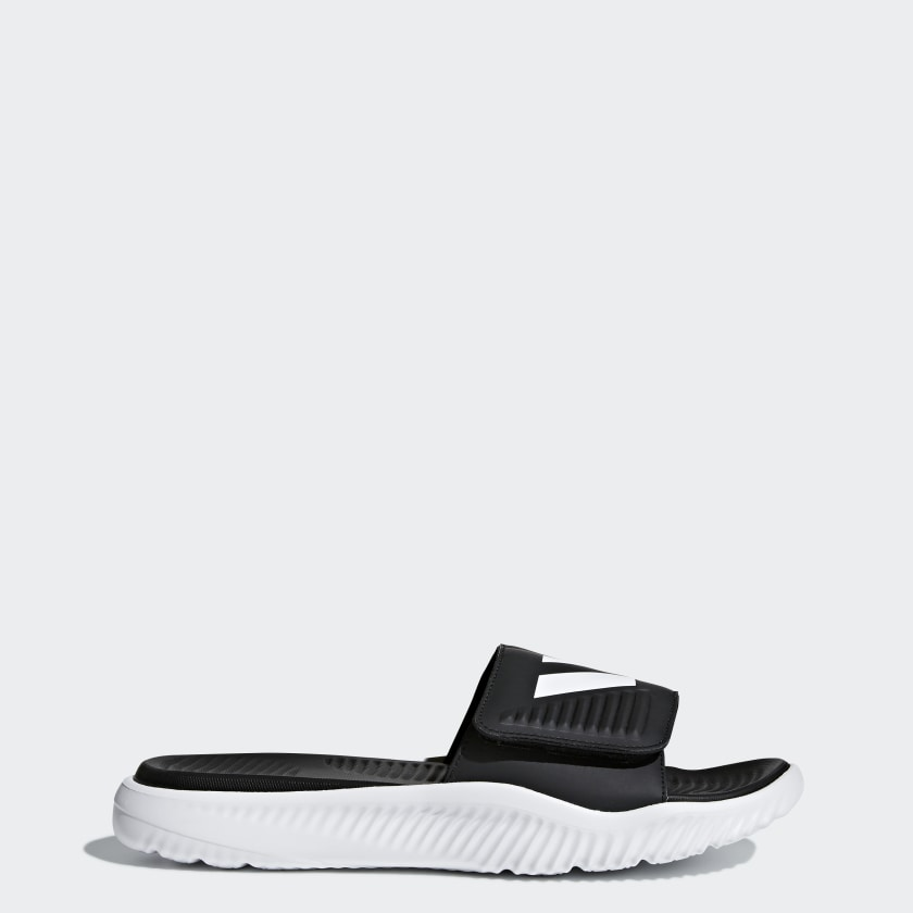 adidas-Alphabounce-Basketball-Slides-Men-039-s thumbnail 22