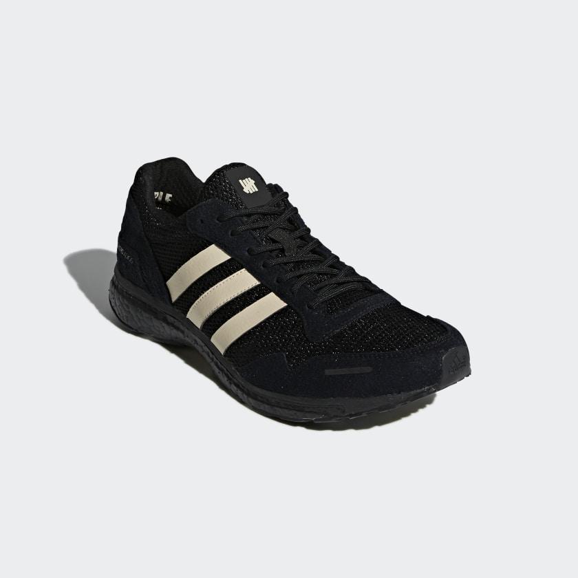 adidas x UNDEFEATED Adizero Adios 3 Shoes