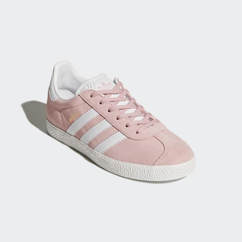 the latest 40a82 ff146 ... real adidas gazelle sko pink adidas denmark befc9 db94d
