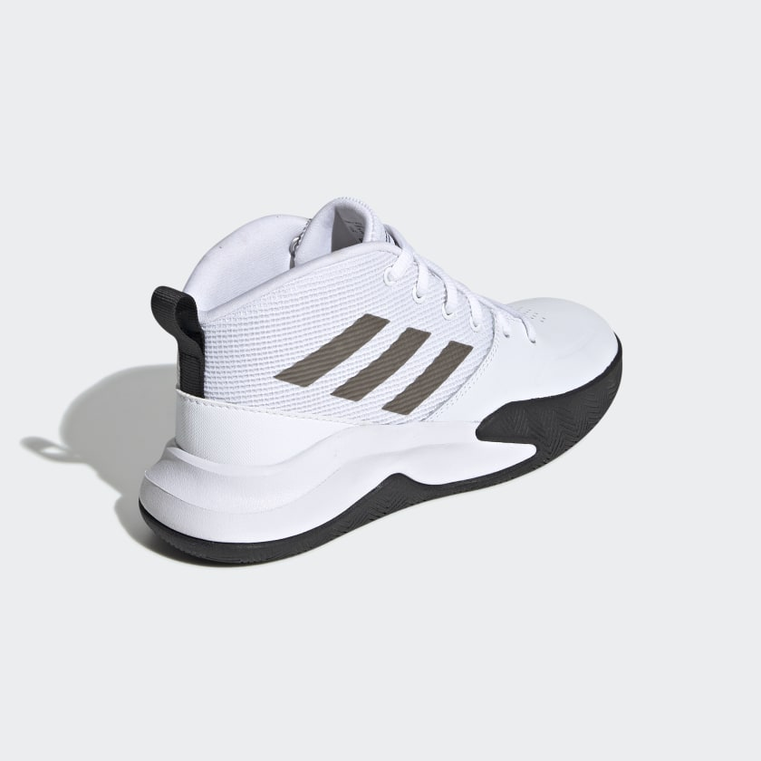adidas-OwnTheGame-Wide-Shoes-Kids-039 thumbnail 31