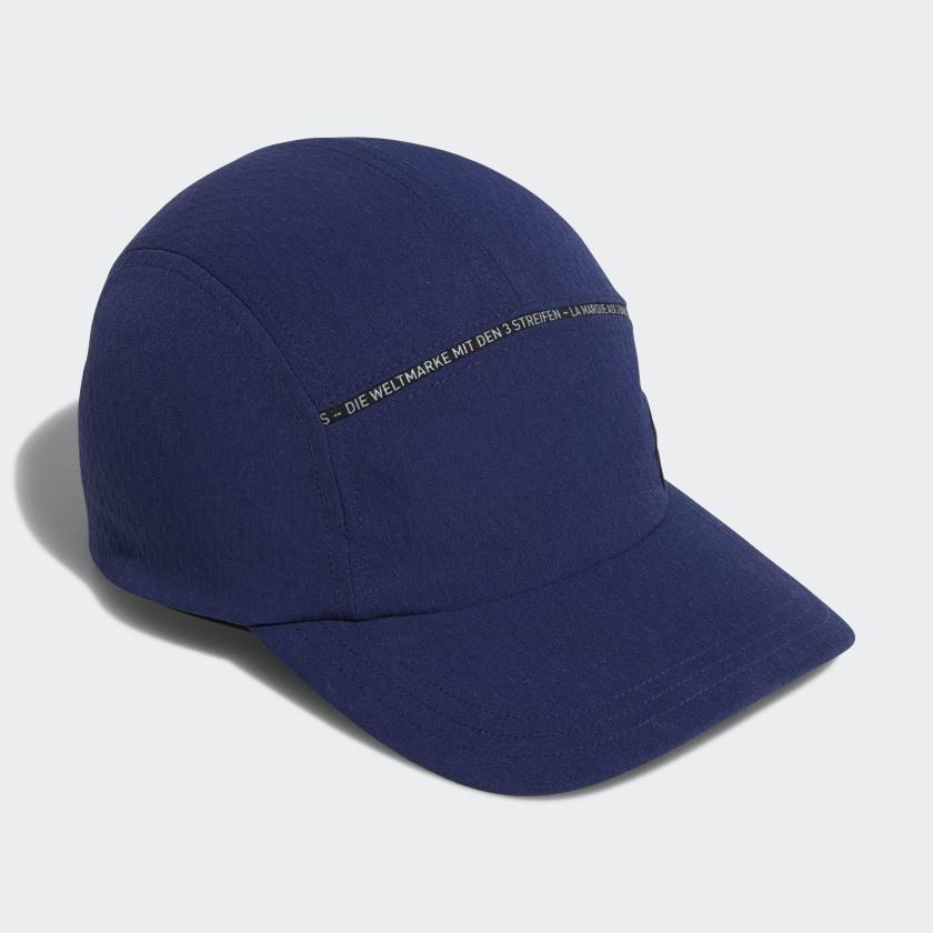 adidas Boné Adicross Camper - Azul  e5ac5cc68ca