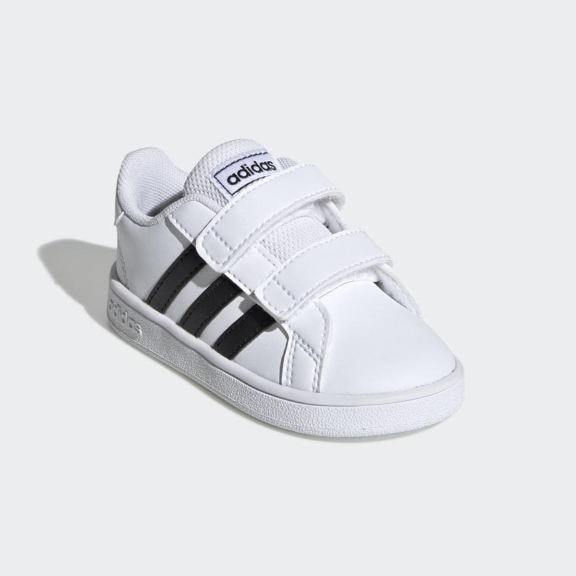 adidas-Grand-Court-Shoes-Kids-039 thumbnail 20