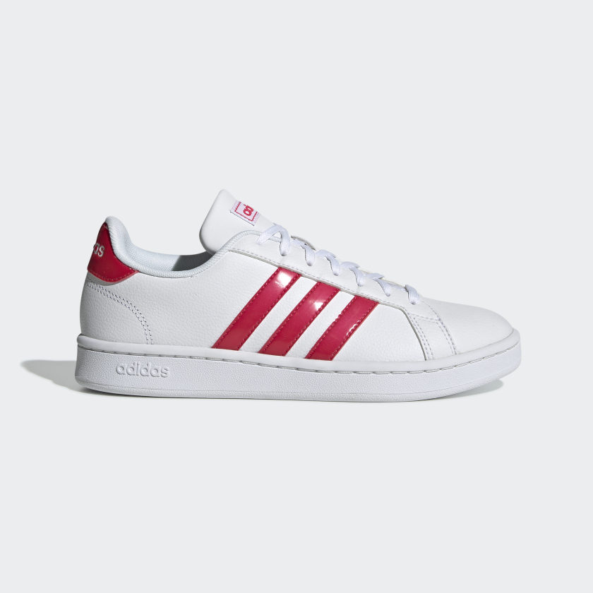 adidas-Grand-Court-Shoes-Women-039-s thumbnail 18
