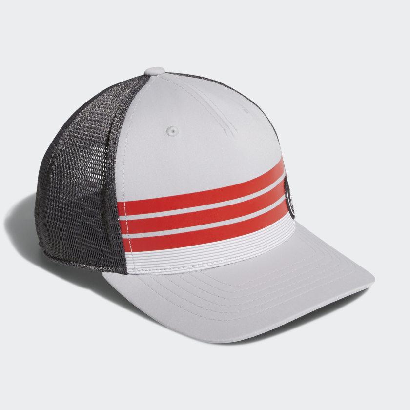 3-Stripes Trucker Cap