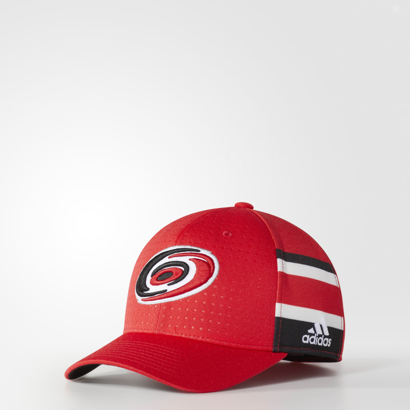 Hurricanes Structured Flex Draft Hat