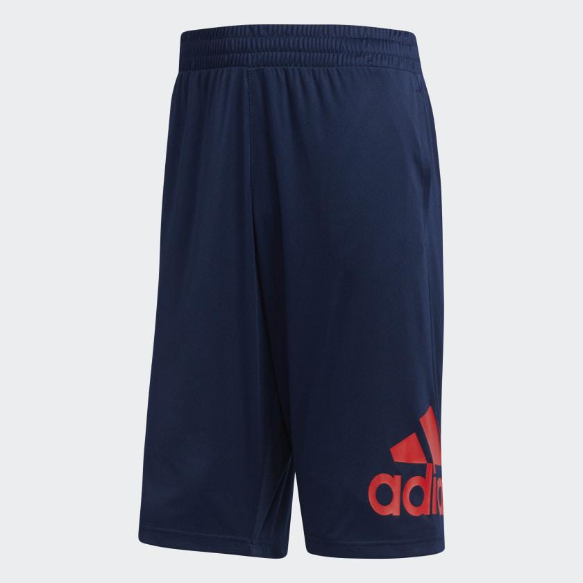 adidas-Crazylight-Shorts-Men-039-s thumbnail 8
