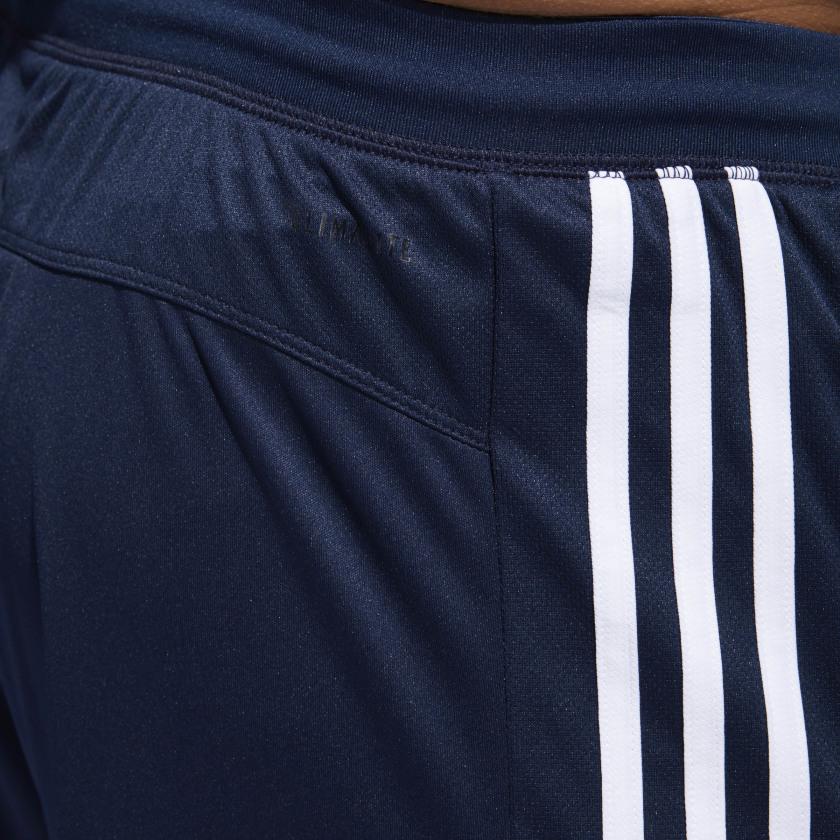adidas-D2M-3-Stripes-Shorts-Men-039-s thumbnail 30