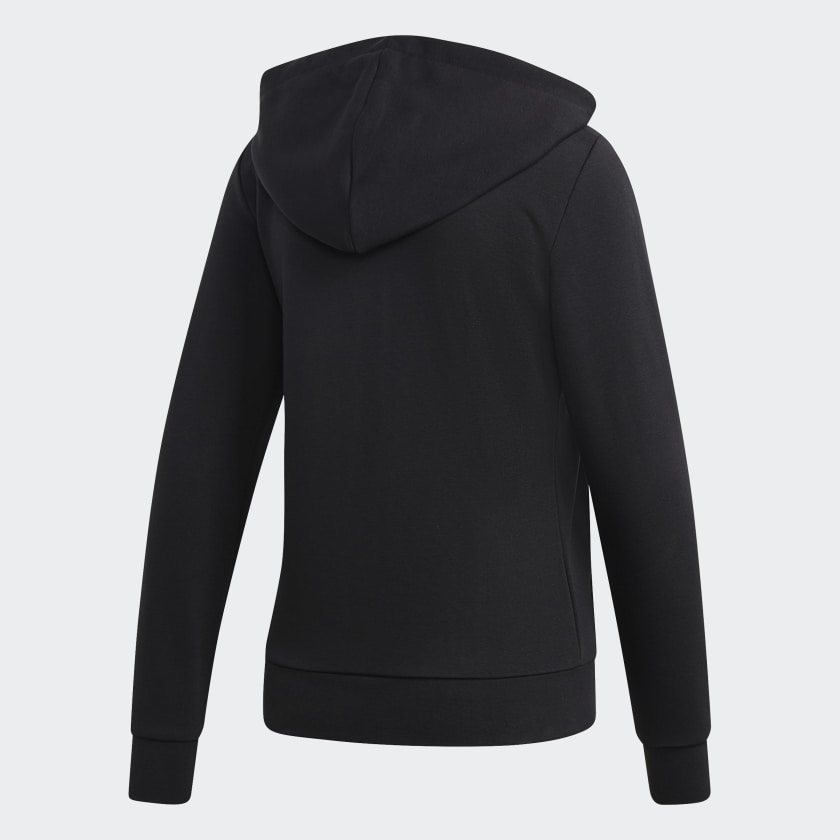 adidas-Essentials-Linear-Hoodie-Women-039-s thumbnail 17