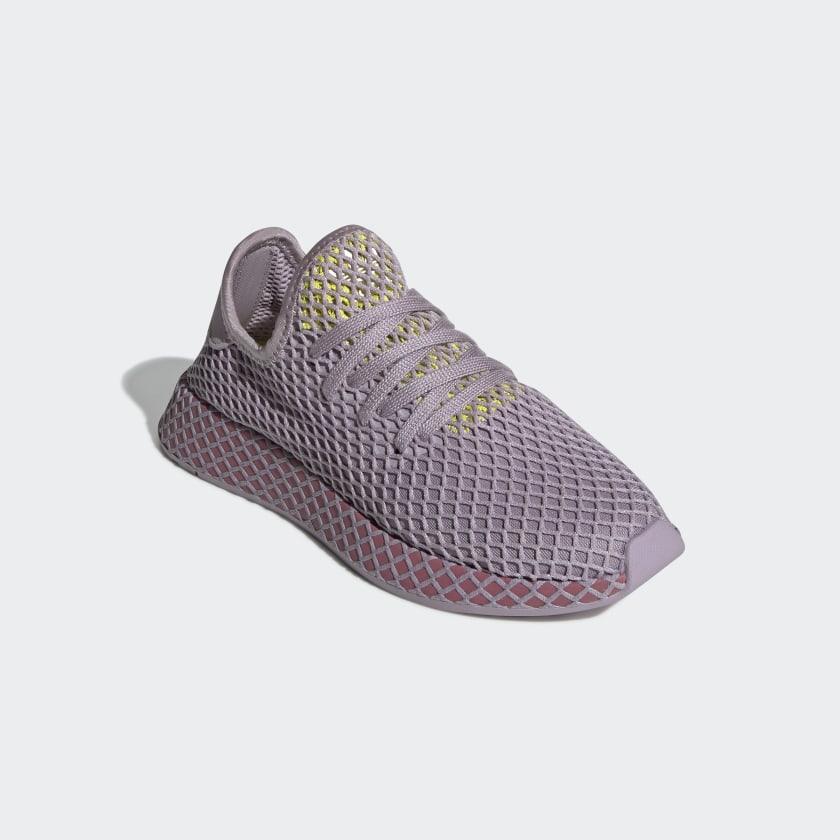 adidas Obuv Deerupt Runner - nachová  e527d60063